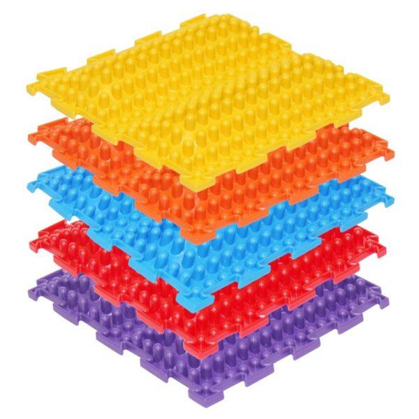 Массажный коврик Волна (5 пазлов)