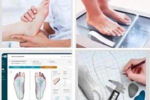 ортопедические стельки индивидуальное изготовление