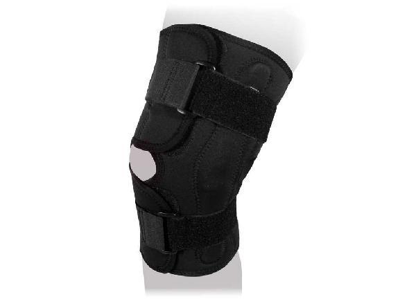ортез на коленный сустав разъемный шарнирный