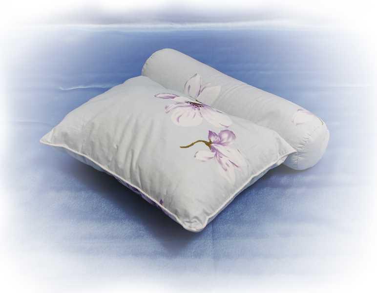 подушки из гречневой лузги