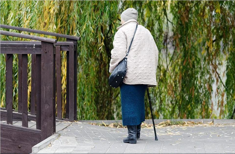 трость для инвалида