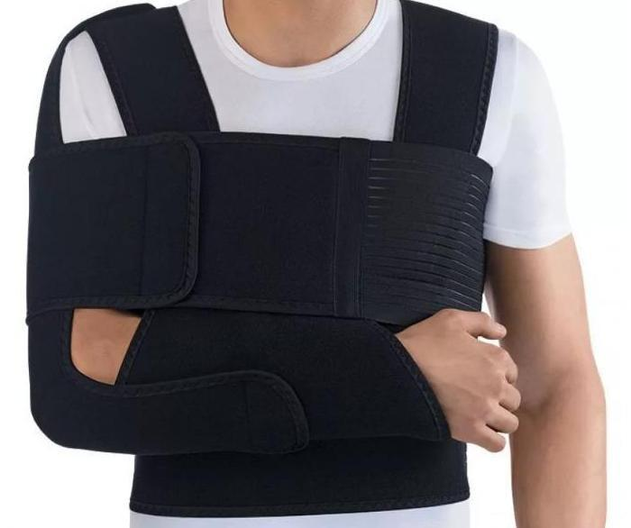 Готовые повязки Дезо на плечевой сустав