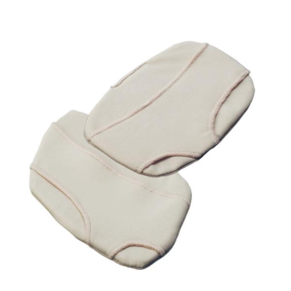 Стяжка эластичная для стопы с разгрузкой переднего отдела