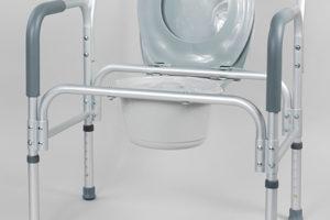 кресло туалет для инвалидов и пожилых