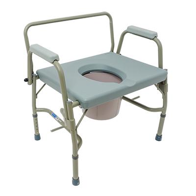 Кресло-туалет повышенной прочности