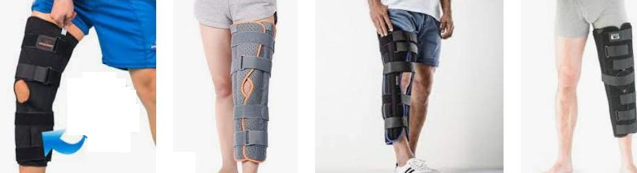 Как выбрать жесткий фиксатор коленного сустава